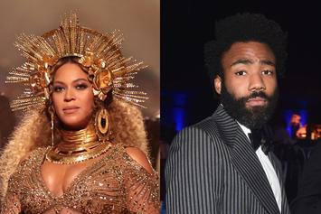 """Beyoncé & Donald Glover's """"Lion King"""" Duet Teased In New Promo"""