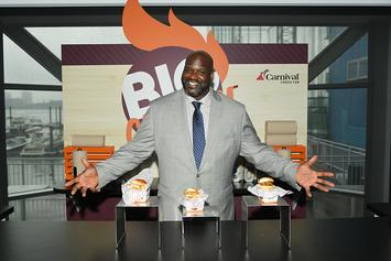 "Shaq Sets Sights On Next Business Move: ""I Would Love To Purchase Reebok"""