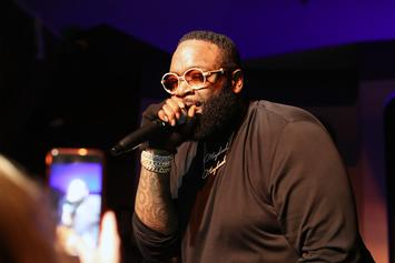 """Rick Ross Announces His Return With """"Port Of Miami 2"""""""