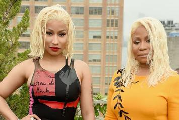 Nicki Minaj's Mother Announces New Music, Previews Snippet Of Song