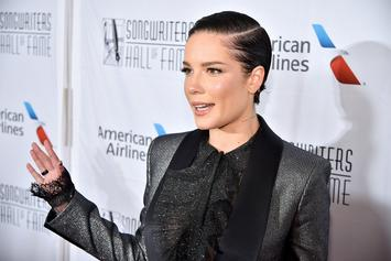 Halsey's Hairy Rolling Stone Cover Is Sparking A Lot Of Drama For Different Reasons