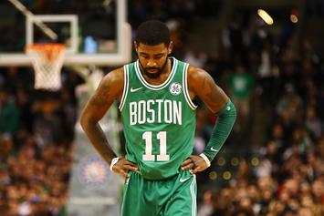 "Kyrie Irving ""Didn't Like"" Boston: Report"