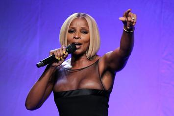"Mary J. Blige Says Cardi B ""Deserved That Sh*t"" After Polarizing BET Victory"