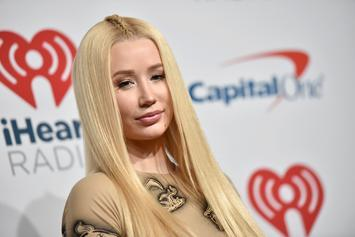 "Iggy Azalea Shares Album Cover & Release Date For ""In My Defense"""