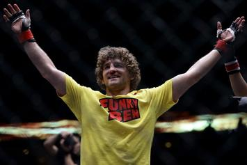 "UFC's Ben Askren Sides With Tom Cruise: ""Bieber Seems Like A Wimp"""