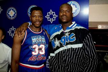 Don Nelson Recalls Being Fired By Knicks For Suggesting Ewing-Shaq Trade