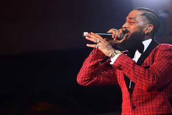 "Nipsey Hussle Was Set To Play Snoop Dogg In Tupac Shakur Biopic ""All Eyez On Me"""