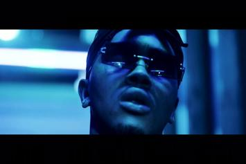 "Nechie Goes Off In ""Triple Beam Lights"" Video"