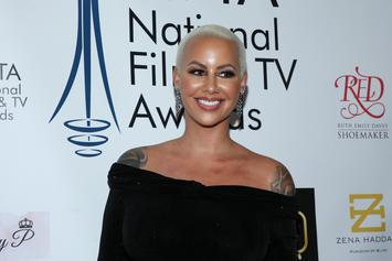 Amber Rose Advises Women Not To Shame Cucumber Challenge Participants