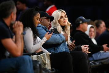 """Khloe Kardashian Reportedly """"Confused"""" By Tristan Thompson's Birthday Message"""