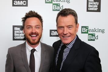 """Breaking Bad"" Stars Aaron Paul & Bryan Cranston Continue Teasing Mystery Project"