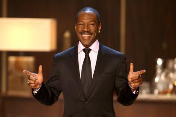 "Eddie Murphy & Seth Rogen Featured In New Season Of ""Comedians In Cars"""