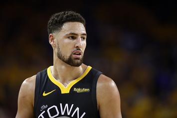 Klay Thompson Timetable For Return Revealed Following Surgery