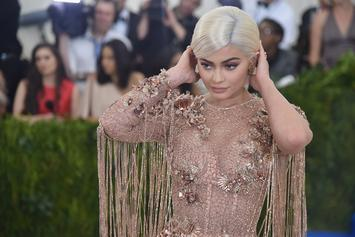 Kylie Jenner Flexes Another New $450K Rolls-Royce Phantom