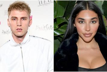 Machine Gun Kelly & Chantal Jeffries Add Fuel To Dating Rumours After Party Link Up