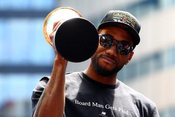 Kawhi Leonard To Sign With The Los Angeles Clippers: Report
