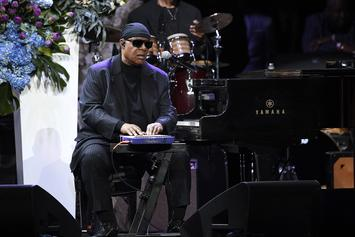 Stevie Wonder Confirms That He Will Be Having A Kidney Transplant