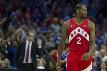"Nick Nurse ""Can't Blame"" Kawhi Leonard For Spurning Raptors For LA Clippers"
