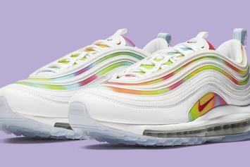 """Nike Air Force 1 Low & Air Max 97 Coming In """"Tie-Dye/Chicago"""" Model"""