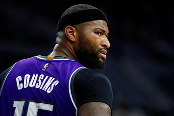 DeMarcus Cousins Going Back To His Old Number After Signing With Lakers