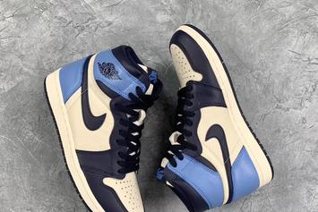 Air Jordan 1 UNC/Obsidian Blue New Release Details Announced