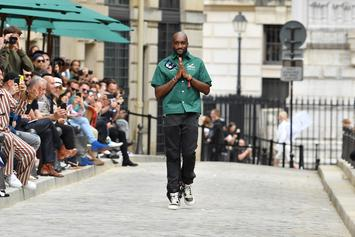 Virgil Abloh's IG Account Hacked With Threats Of Off-White Leaks