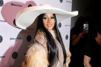 """Cardi B Celebrates Kulture's 1st Birthday By Spitting Bars Over Eve's """"Love Is Blind"""""""