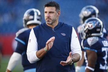 Titans' Mike Vrabel Says He'd Cut His Penis Off To Win A Super Bowl