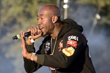 "Freddie Gibbs Recorded ""Bandana"" In The Same Studio Nipsey Made ""Victory Lap"""