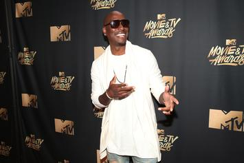 """Tyrese Has A Message For People Who Try To Be """"Weird"""" In Order To Stand Out"""