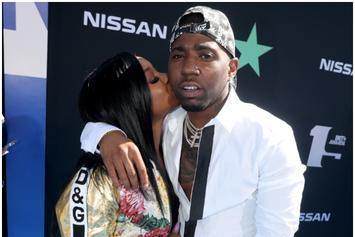 YFN Lucci & Reginae Carter Cozy Up At The Club, Sparking Makeup Rumors