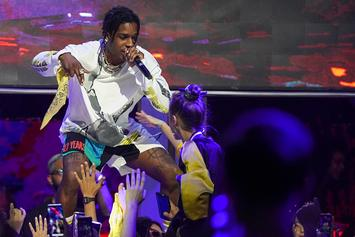 """A$AP Rocky's Tour Manager Raided With Search Warrant By """"Vengeful"""" Swedish Cops"""