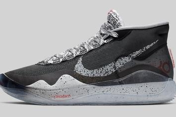 Brooklyn Nets-Inspired Nike Zoom KD 12 Coming Soon: Official Images
