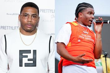 Nelly & Smino Connect In Epic St. Louis Team-Up