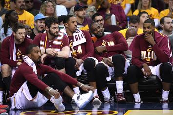 LeBron James & Kevin Love Send Playful Shots At Former Cavs Teammates
