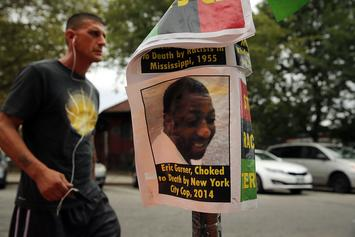 Eric Garner: NYPD Officer Will Not Be Charged For Death
