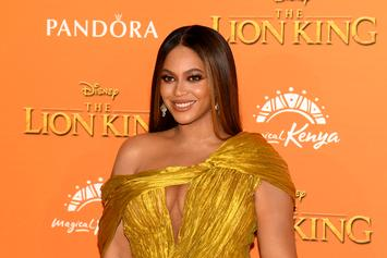 "Beyonce's Rare Televised Interview On ""The Lion King"" Has Shaken The Beyhive"