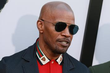 """Jamie Foxx Perfects Dave Chappelle Impression On """"Comedians In Cars"""""""