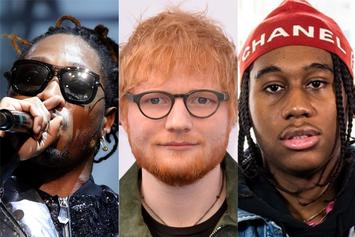 HNHH TIDAL Wave: Future, Ed Sheeran & Lil West Earn Spots