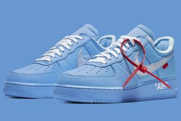 "Off-White x Nike Air Force 1 Low ""MCA"" Available Now Via StockX"