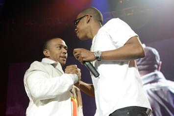Timbaland & Jay-Z Lead Legendary Lineup In Throwback Studio Pic