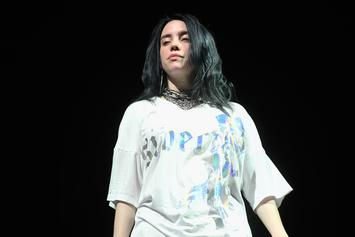 Billie Eilish Stunned After Getting Tyler, The Creator Co-Sign