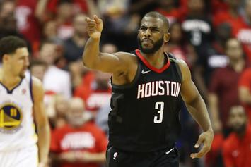 "Chris Paul Says NBA Players Are ""Uncomfortably Silent"" About Money"