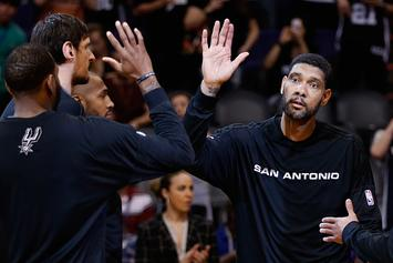 Tim Duncan Rejoining Spurs As Assistant Head Coach: Report