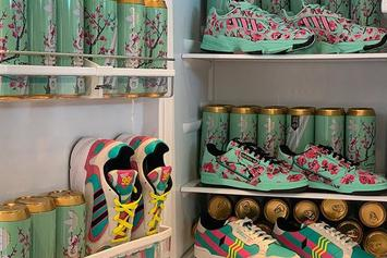 Adidas x AriZona Sneaker Collab Will Be Given Away For Free: Report