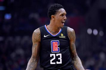 Lou Williams Claps Back At Lakers Fan For AD-Inspired IG Comment