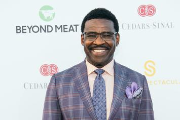 Michael Irvin Rants At Stephen A. Smith About Ezekiel Elliott Holdout: Watch