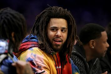 J Cole Spotted In Unreleased PUMA Basketball Sneaker: First Look
