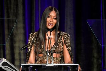 Naomi Campbell Sets Out To Break The Internet With Bare-Butt Nude Photo