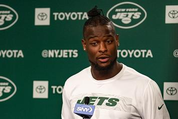 Le'Veon Bell Unfazed By Critics, Shares Video Of New Song On IG